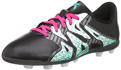 new style 2bf29 f7739 adidas X 15.4 FG, Boys' Football Boots