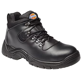Dickies FA23380A BK 11+ Fury Chaussures haute sécurité S1-P Taille 46 Noir