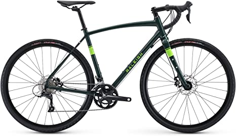 Raleigh Bikes Willard 2 Gravel Adventure Bicicleta de carretera ...