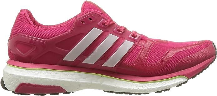 adidas Energy Boost 2 W, Chaussures de running femme Rose