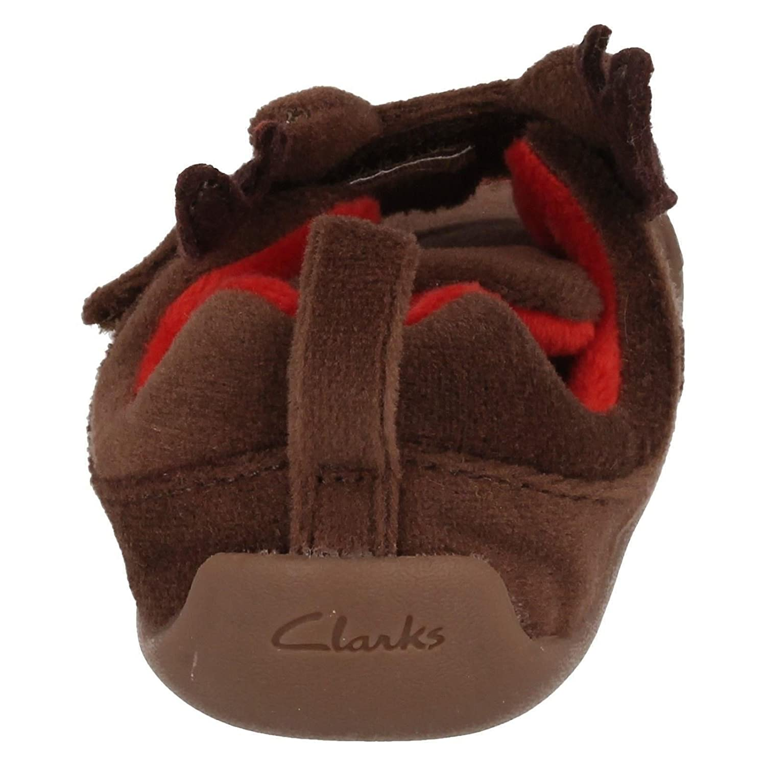 Clarks Infants Reindeer Slippers /'Shilo Jena/'