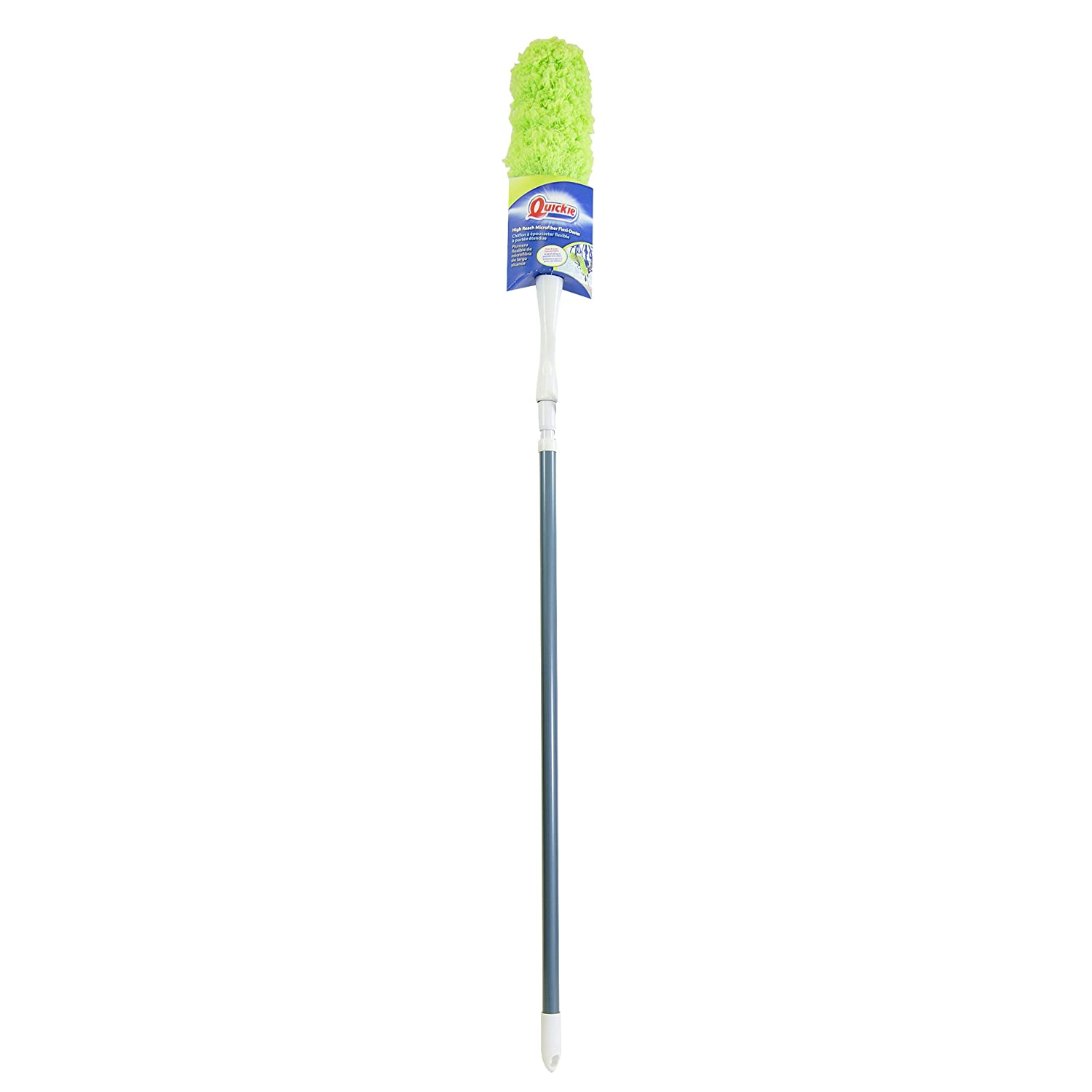 Quickie High Reach Microfiber Extendable Flexi-Duster
