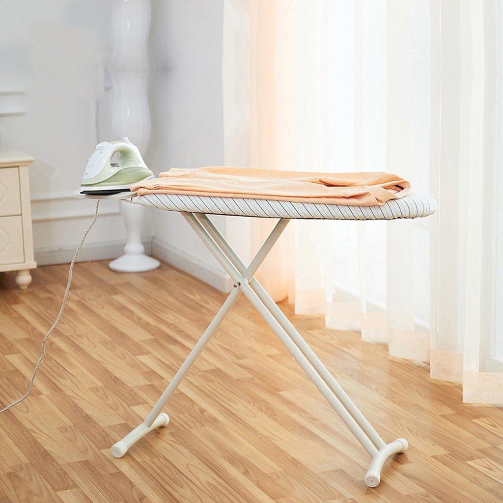 MMM Tabla de planchar Inicio plegable repelente de toalla de refuerzo de plancha Tabla de hierro Tabla de hierro (Color : #1) : Amazon.es: Hogar