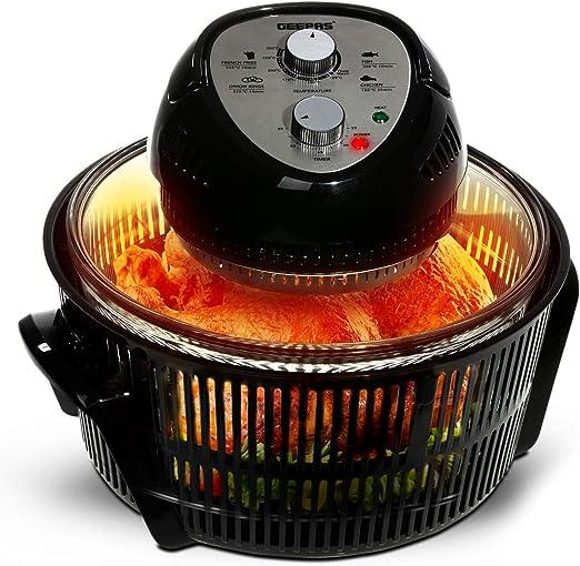 Geepas Turbo Halogen Oven - Small, yet Efficient
