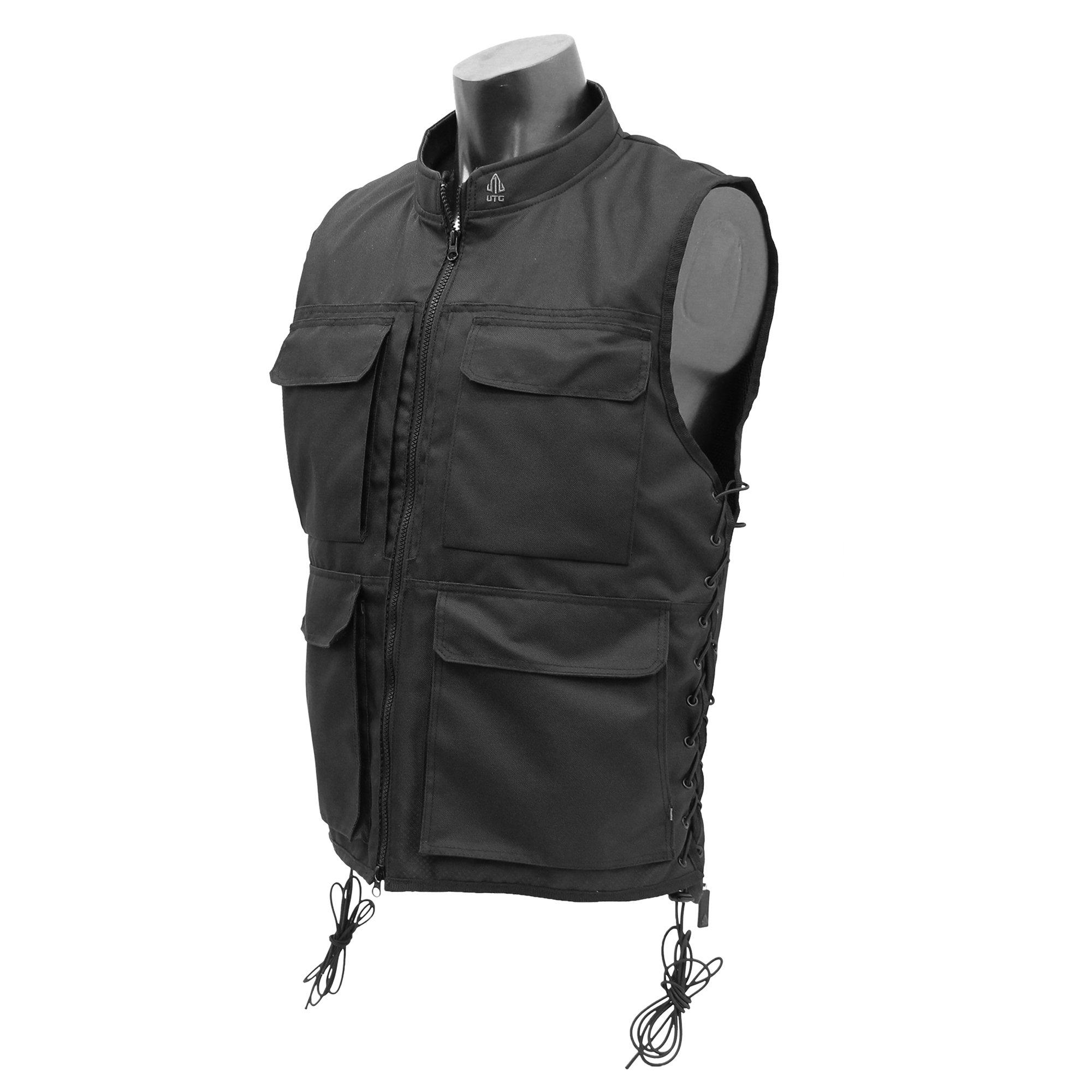 UTG True Hunter Male Sporting Vest (M to XL), Black by UTG