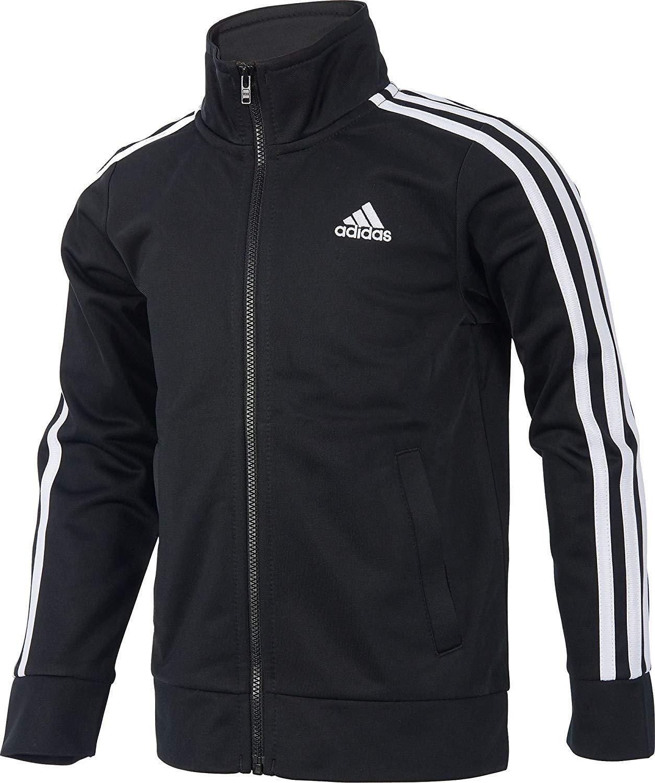 df9f7faa24 adidas Boys 8-20 Iconic Track Jacket