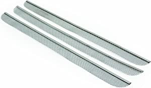 "Camco Flying Insect Screen for Dometic Refrigerator Vents - Protects from Flying Insect Nests, 20"" x 1-1/2"" Stainless Steel Mesh, RS 600 - (3 Pack) (42149)"