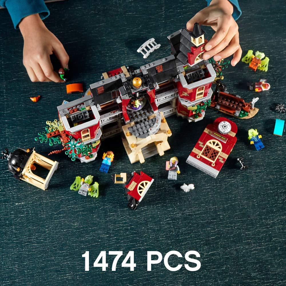 LEGO Hidden Side 70425 - Newbury Haunted High School (1474 Piezas ...