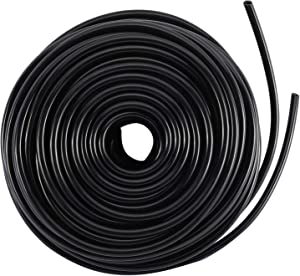 Artilife 100FT (30M) 1/4 Inch Blank Distribution Tubing Drip Irrigation Hose Garden Watering Tube Line
