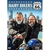 Hairy Bikers Ride Route 66