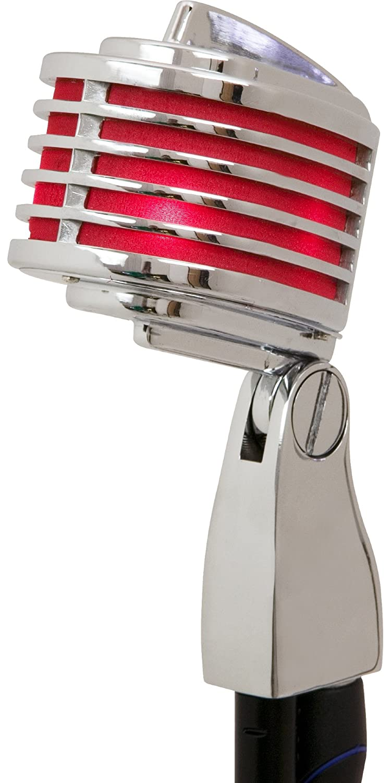 HEiL SOUND ダイナミックマイク The Fin (Red LED) B001BP7RY0