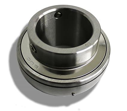 S UC205 de rodamiento de acero inoxidable Insertar con FDA ...