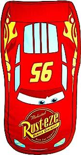 TELO Mare Sagomato Cars Saetta McQueen Disney Pixar Asciugamano Poliestere MICROCOTONE CM 140X75 SE4219