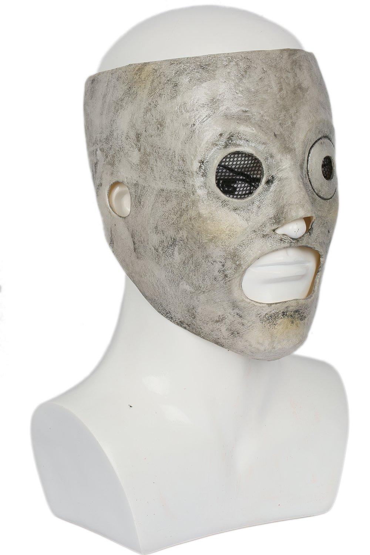 multicolor1 Xcoser M/áscara para Hombres para Halloween y Cosplay de Corey Taylor de Slipknot de L/átex Mask Navidad Carnaval Cabeza Completa Accesorio Casco