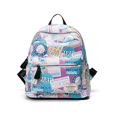 mochilas escolares juveniles niña Switchali Lona bolsas ...