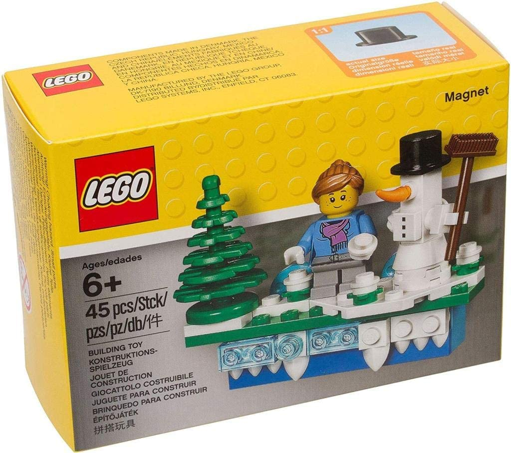 LEGO Winter Snowman Building Set