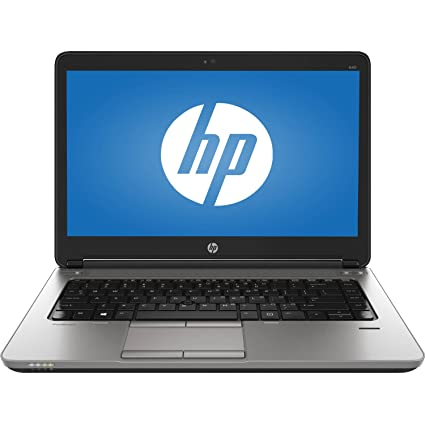 Amazon.com: HP ProBook 640 G1 Intel i5-4200M 2.50GHz 8GB RAM 128GB SSD Windows 10 Pro (Renewed): Computers & Accessories