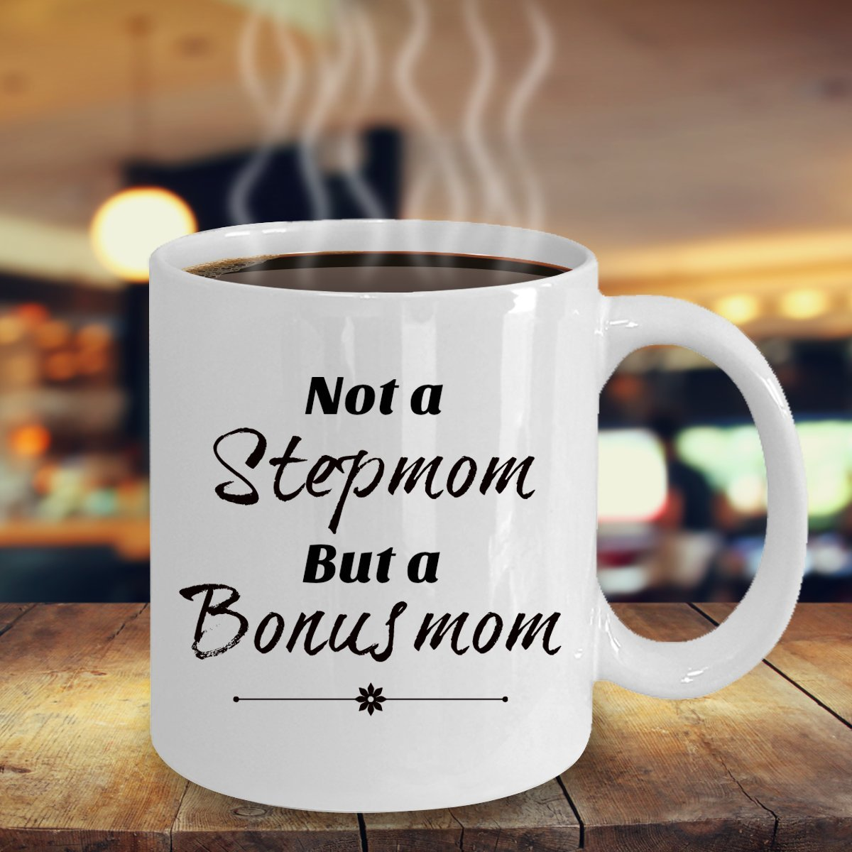 Amazon.com: Bonus mom- Cool stepmom mug- Great gifts for stepmom as ...
