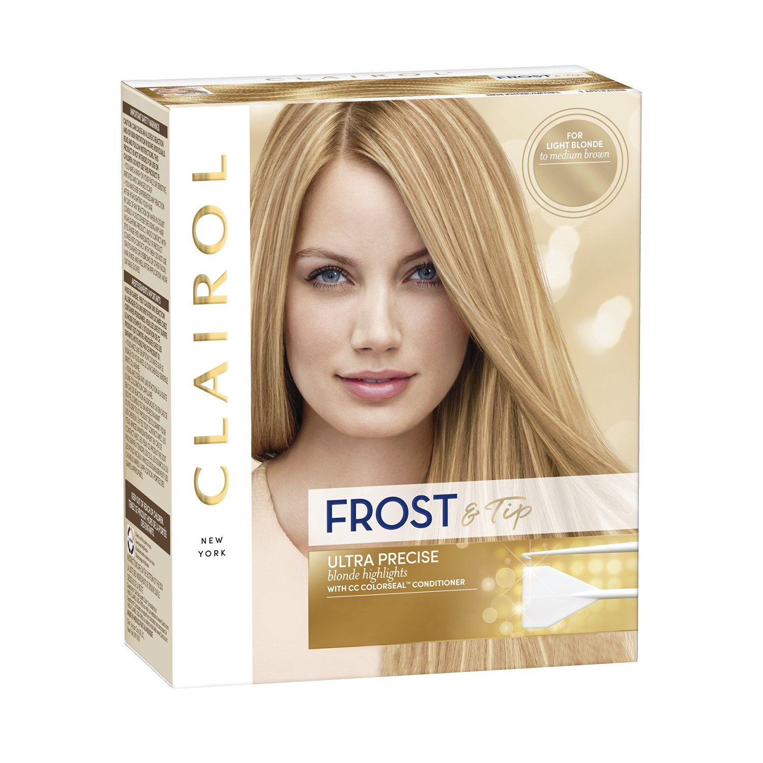 Clairol - Frost & Tip Original Hair Highlighting Kit Coty