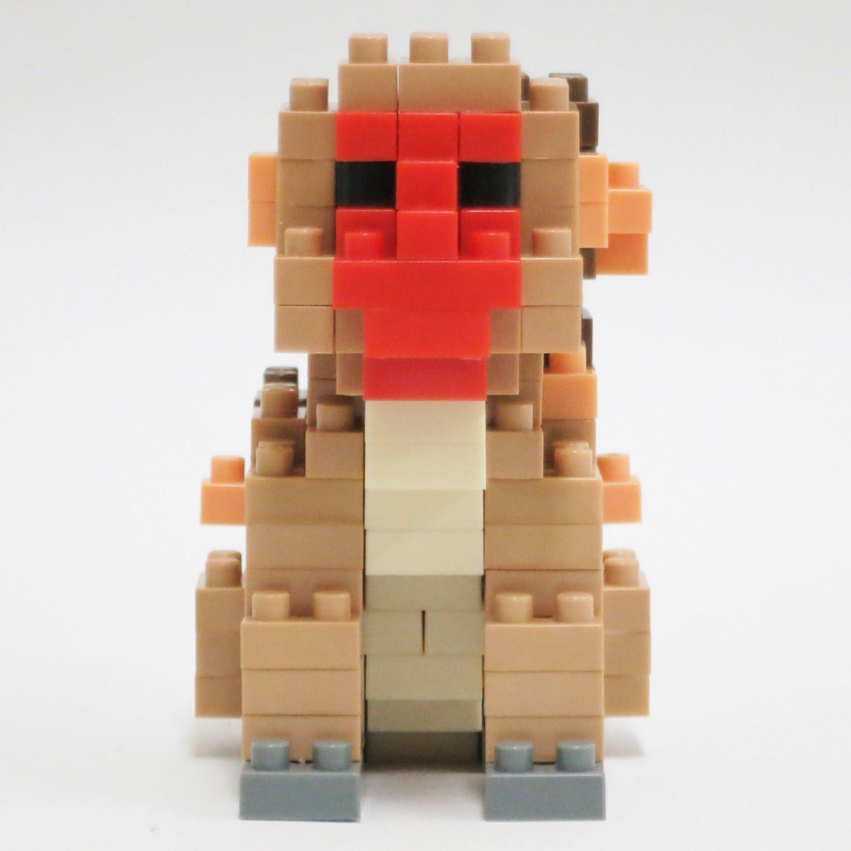 NEW NANOBLOCK Mother /& Baby Monkey Building Blocks Nanoblocks Nano NBC-162