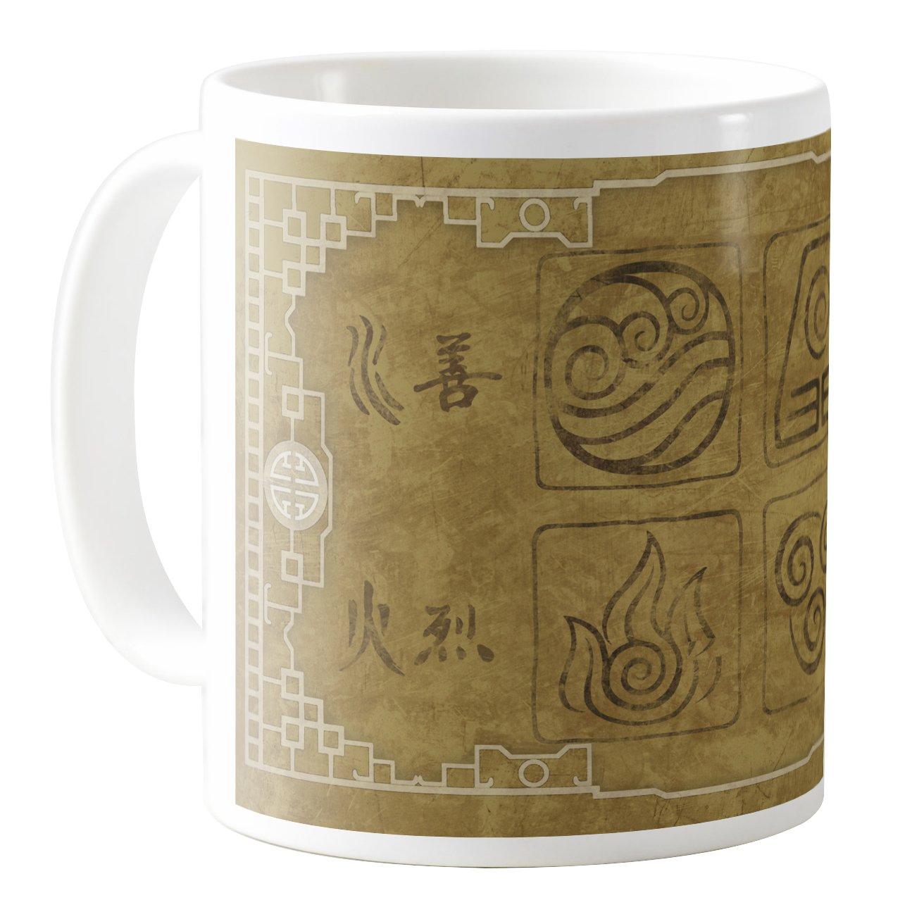 aquacafemug – cmstl-a79462 – 11オンスセラミックコーヒーマグティーカップ B074L9NMTW