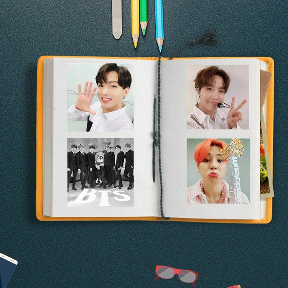 H01 Mini Office Depot 30 PC K-Pop Bts Tarjeta Postal Lomo Tarjeta Juego HD Auto Hecho Polaroid Tarjetas Caliente Regalo para Fans S
