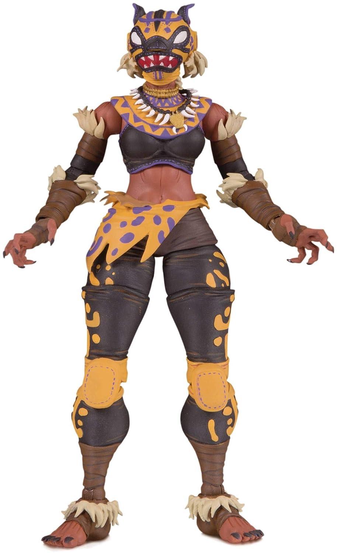DC Lucha Explosiva Cheetah AF
