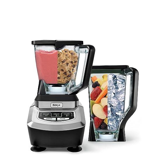 amazon com ninja kitchen system 1200 bl700 electric countertop rh amazon com  ninja kitchen system 1200 (bl700)