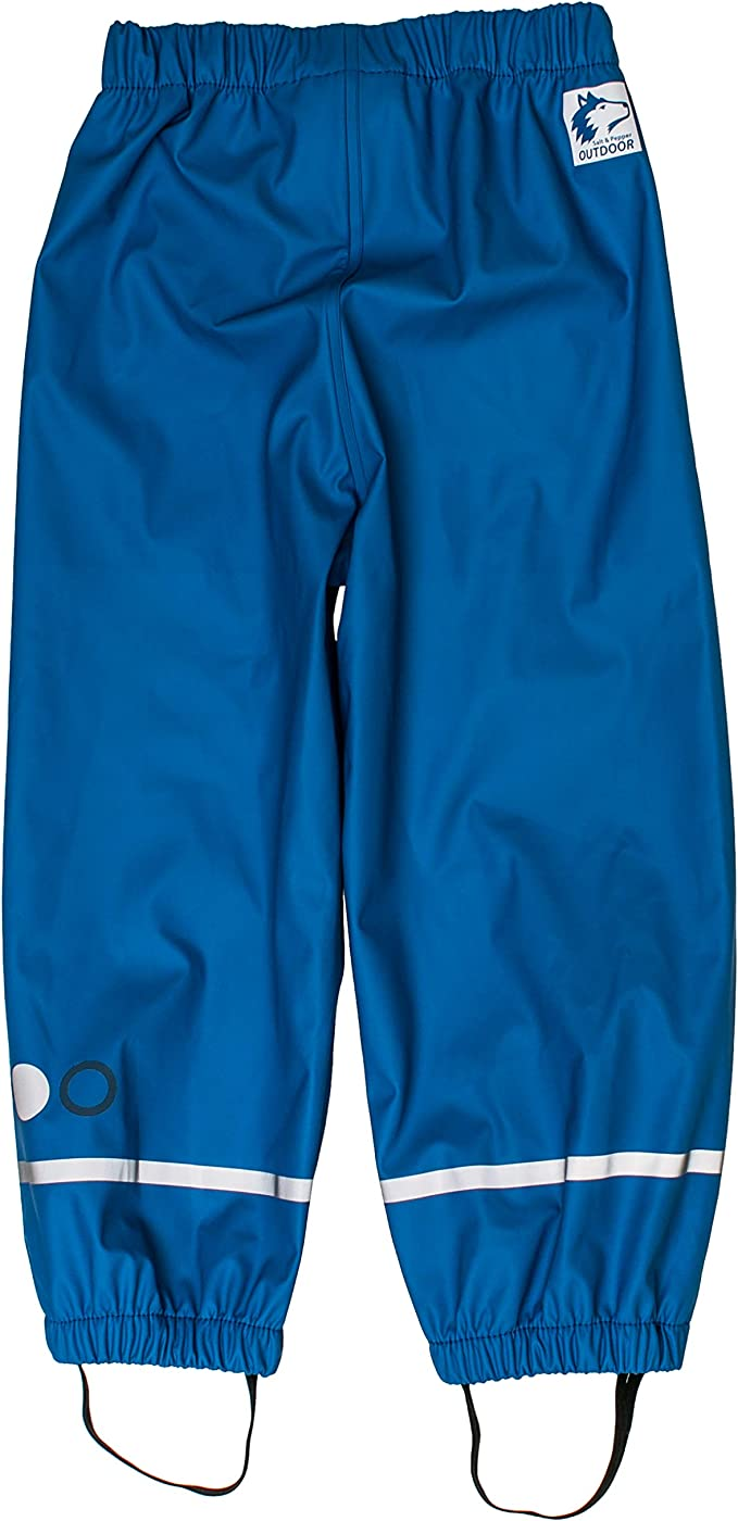 Salt /& Pepper Trousers RB Girls Uni Pantaloni Impermeabili Bambina