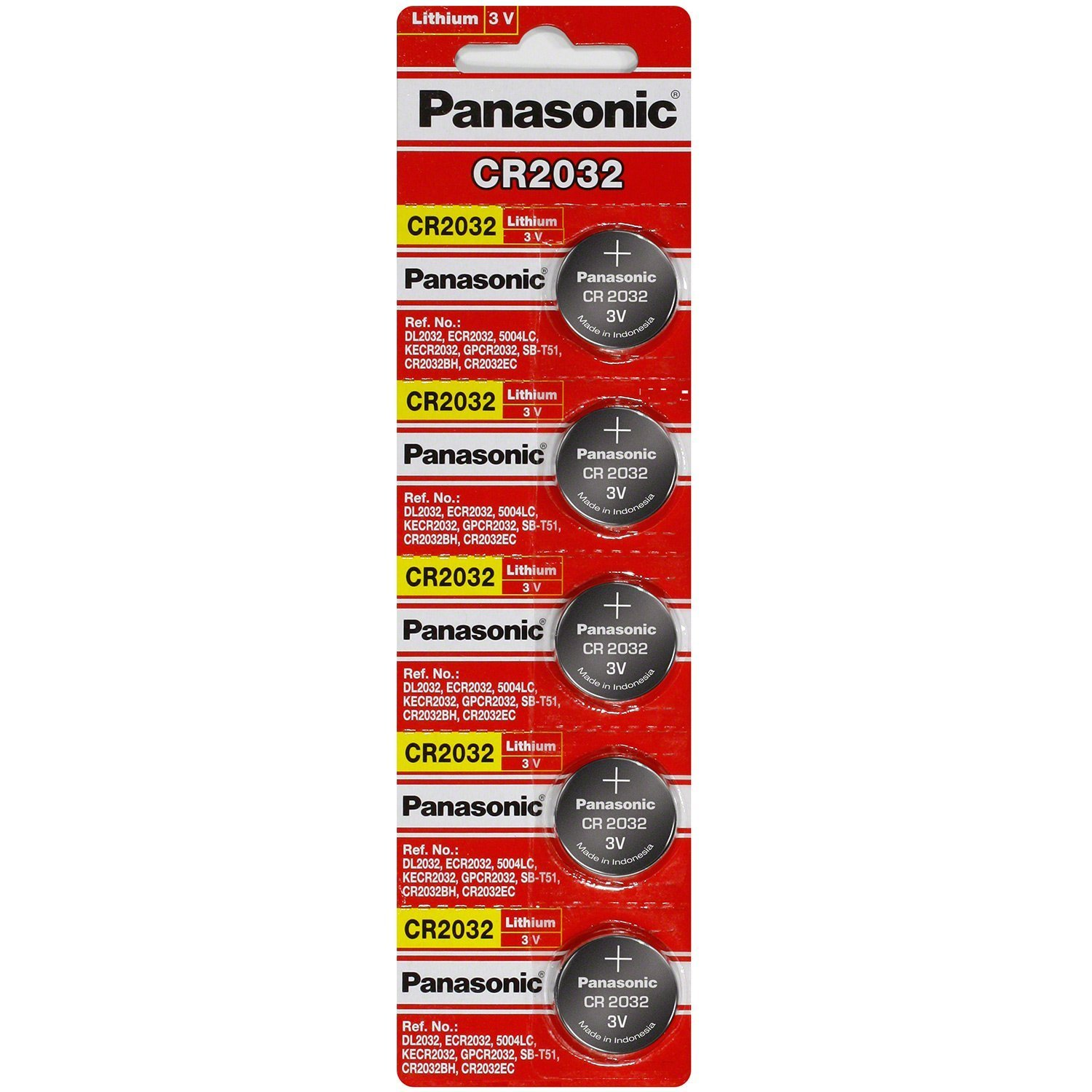 Free shipping amazon code - Amazon Com Panasonic Cr2032 3 Volt Lithium Battery Retail Blister Pack Home Improvement