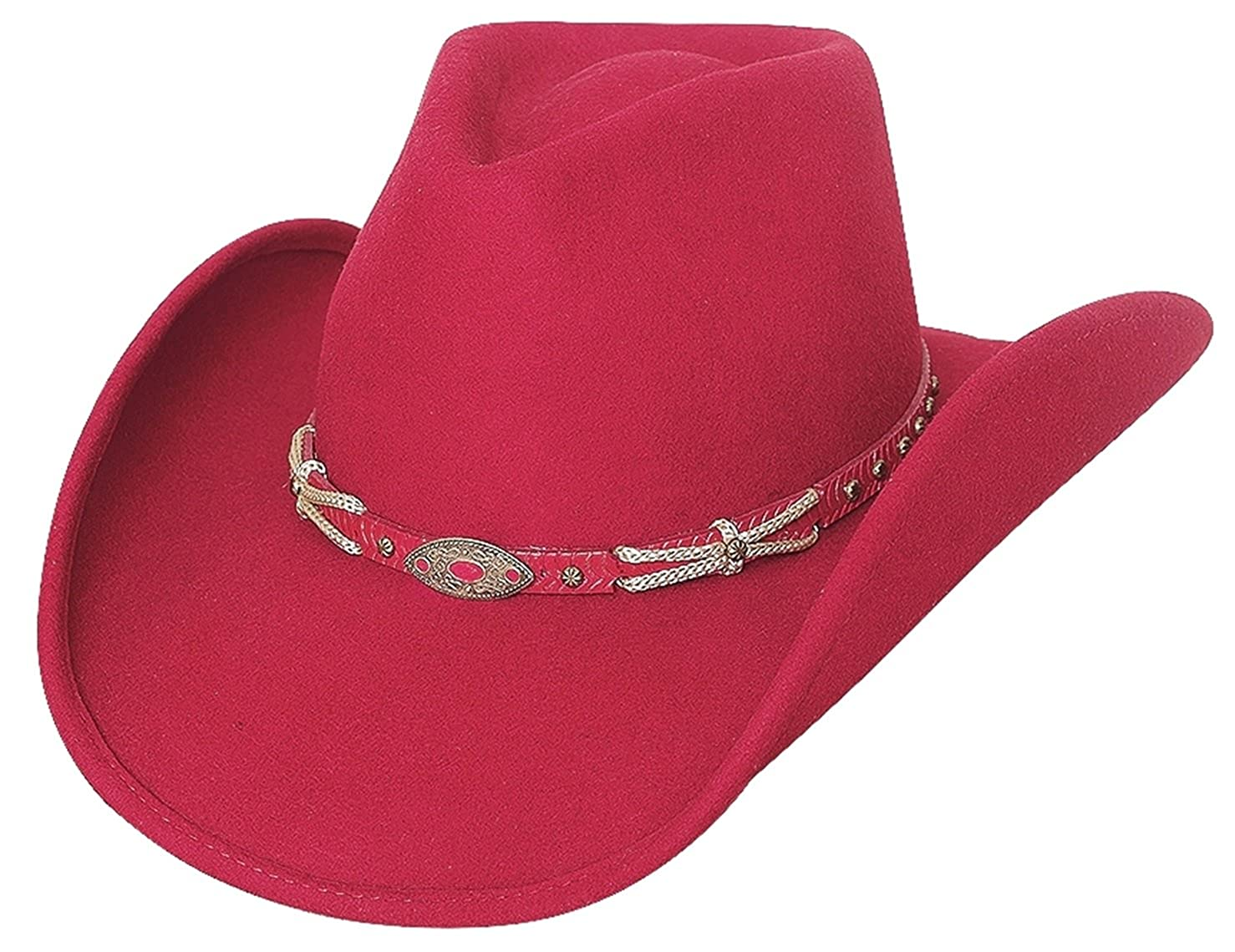 Montecarlo Bullhide Hats EMOTIONALLY CHARGED Premium Wool Cowboy Western Hat 0678R