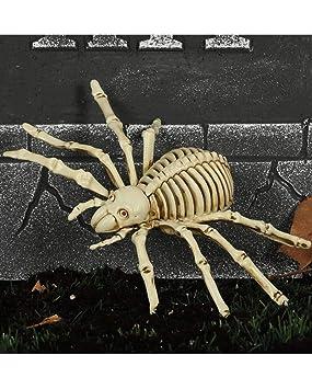 Shop Y 24cmAmazon Horror Araña Esqueleto Juegos esJuguetes b6yYf7gv