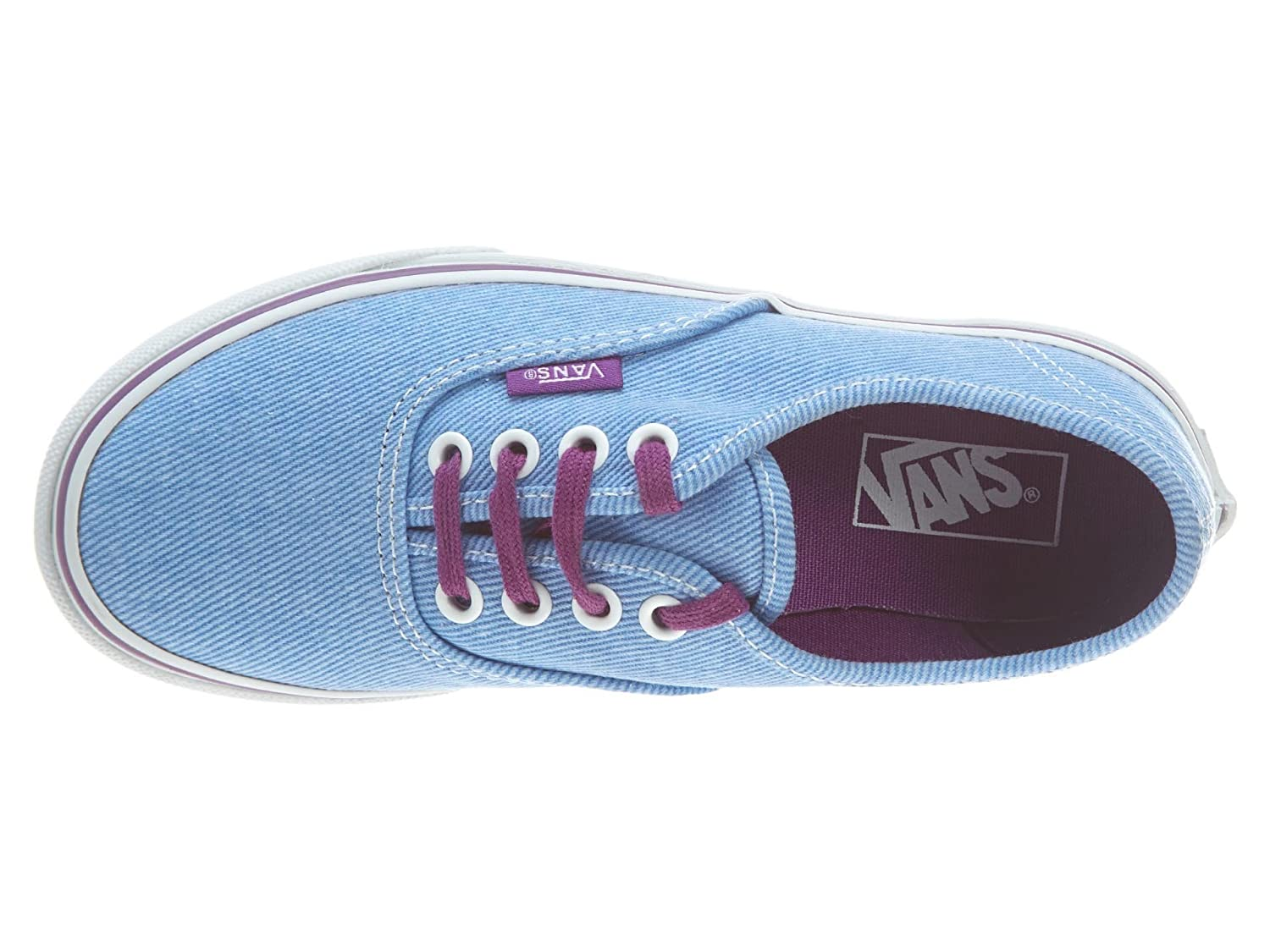 Vans Authentic (Canvas) Sneakers for Unisex Kids in Classic Colors, Stylish Prints and Fashionable Designs B00CEGDMEY 4 M US|(Cheetah Lace)fr