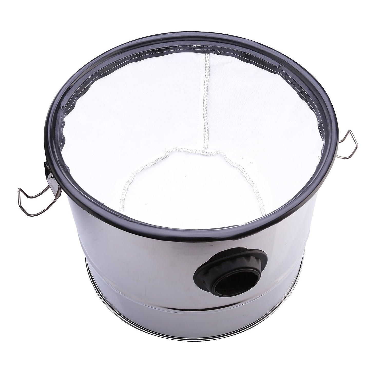 4yourhome chrome debris u0026 ash collector bagless hepa vacuum