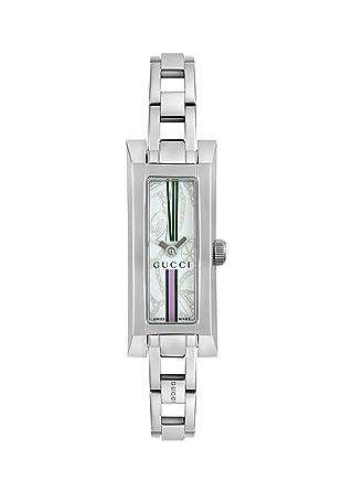 fc9f2694241 Gucci - YA110501 - Montre Femme - Bracelet en Acier Inoxydable ...