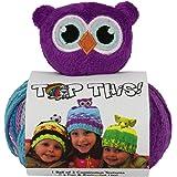 DMC Top This! Owl Yarn Kit by DMC