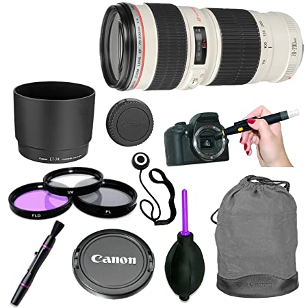 Review Canon EF 70-200mm f/4-L