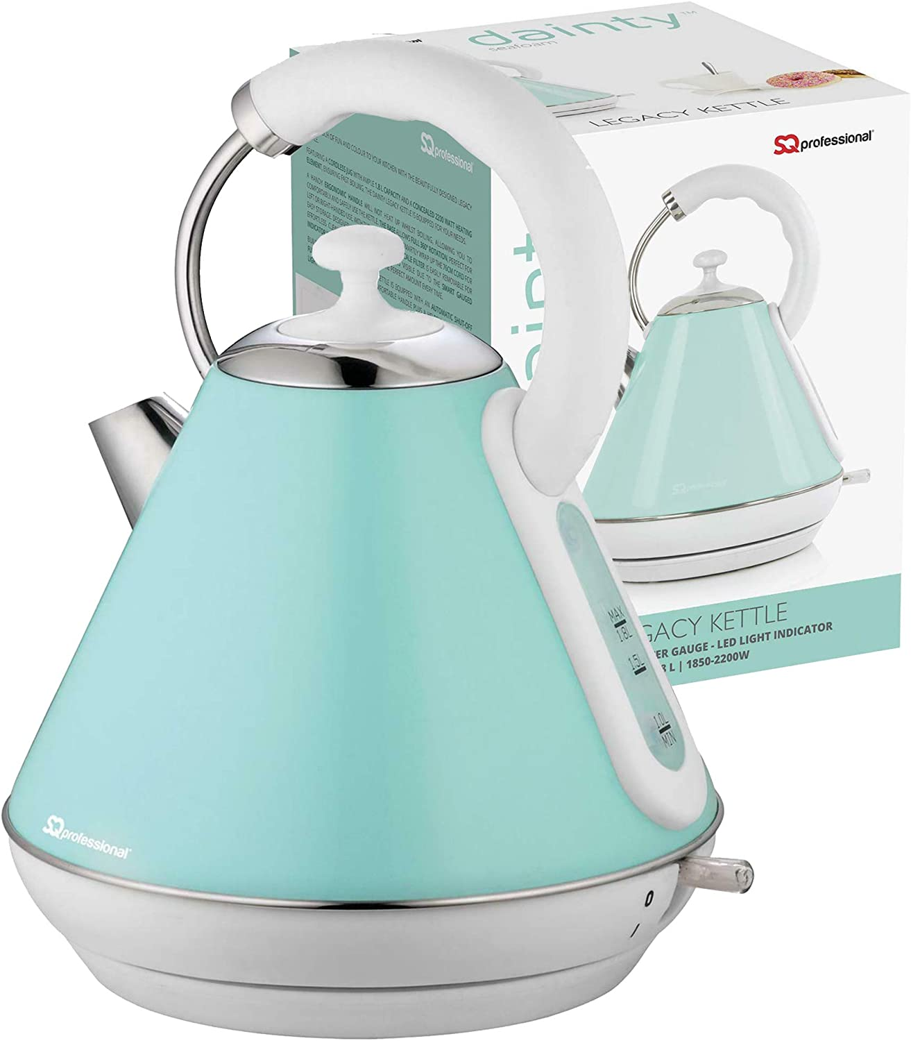 PORTER AND LAMBERT Kettles Electric