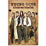 PRM064 Young Guns Movie Poster Glossy Finish Posters USA