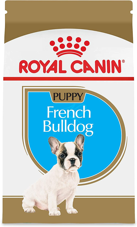 2. Royal Canin French Bulldog Puppy Dry Dog Food