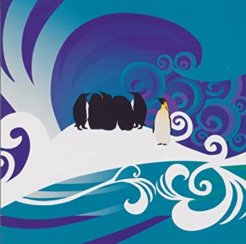 Wwf Weihnachtskarten.Amazon De Wwf Weihnachtskarten Design Paradise Pinguin Motiv