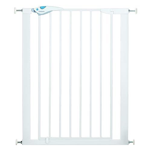 callowesse extra tall pet gate 75 82cm x 110cm extendable. Black Bedroom Furniture Sets. Home Design Ideas