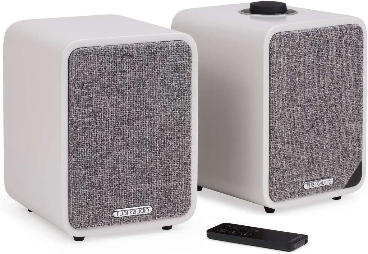 Ruarkaudio Mr1 Mkii Aktive Bluetooth Lautsprecher Elektronik