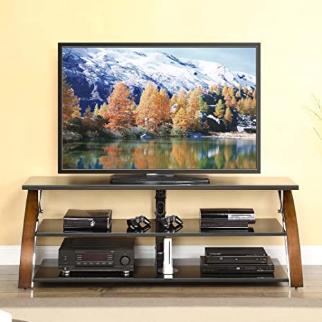 Amazon Com Contemporary Tv Stands For Flat Screens Open
