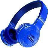 JBL E45BT Bluetoothヘッドホン 密閉型/オンイヤー/マイク付 ブルー JBLE45BTBLU 【国内正規品】