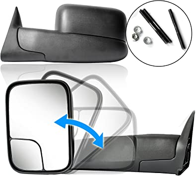 Blue Right Wing Mirror Glass Heated For BMW E46 318 320 325 330 1998-2006 O7T7