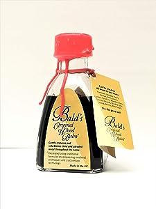 Balds Original Wood Balm - Red Top