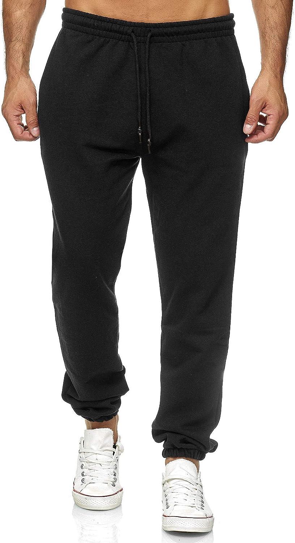 Pantalon de sport Coton Gar/çon Slim Fit Pantalon de loisirs Mode Smith /& Solo Pantalon de jogging pour homme Pantalon dentra/înement | Jogging pour homme