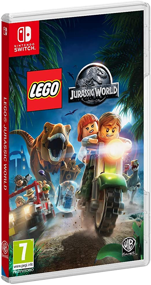 LEGO Jurassic World - Nintendo Switch [Importación italiana ...