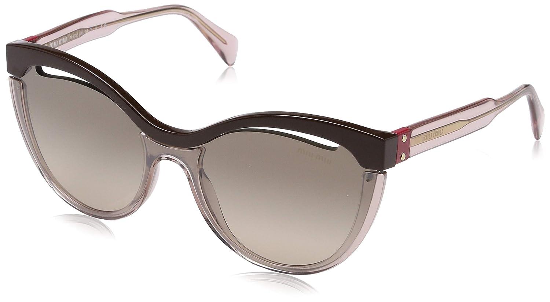Miu Miu Mujer 0MU01TS DHO4P0 36 Gafas de sol, Marrón (Brown ...